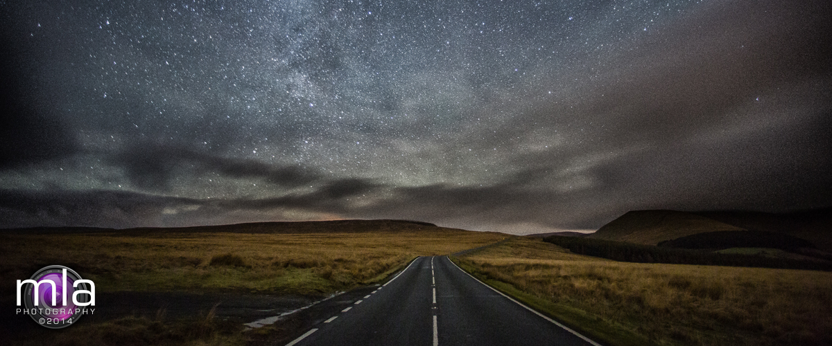 Astrophotography: Road to the Milky Way